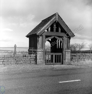 Lych Gate, Greenhow